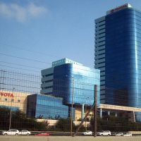 Toyota building, Гиватаим