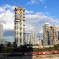 Tel Aviv in rising, Гиватаим