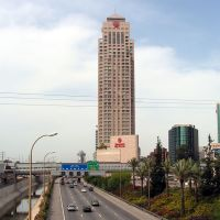 Ramat Gan Sheraton city tower hotel, Гиватаим