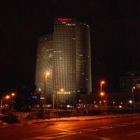 Azrieli Trade Center and Crowne Plaza Hotel, Гиватаим