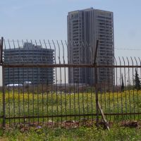View Over Fence, Кирьят-Оно