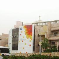 Здания в больнице Шиба (Тель ха-Шомер), Кирьят-Оно