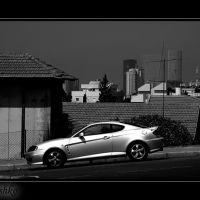 View on Honda Tel Aviv, Рамат-Ган