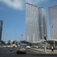 Azrieli Towers, Рамат-Хашарон
