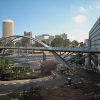 Azrieli Bridge, Рамат-Хашарон
