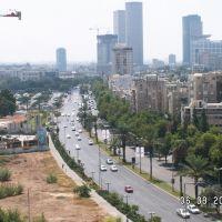 Tel-Aviv. Ha-masger street., Рамат-Хашарон