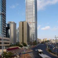 City Gate Building, Derech Zeev Jabotinsky, Ramat Gan, Рамат-Хашарон
