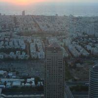 Tel Aviv from Citygate Bldng., Рамат-Хашарон