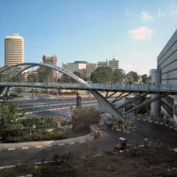 Azrieli Bridge, Тель-Авив
