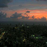 Закат, Тель-Авив