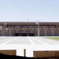Knesset, Иерусалим