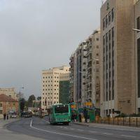 Jerusalem Central Station, Иерусалим