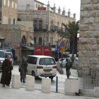 Jaffa Gate, Иерусалим