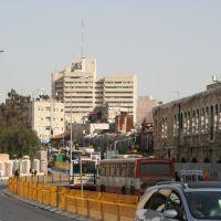West enterance, Иерусалим