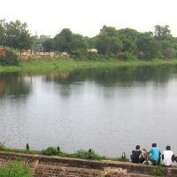 Pond watch near asansol station, Асансол