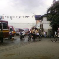 Asansol Bus Stand, Асансол