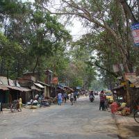 Bhadura road, Байдьябати