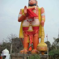 Bareilly, Hanuman, Балли