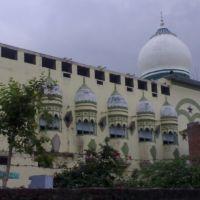 Ziyarat Sharif Kakrala, Балли