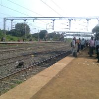 CHANDRAPURA STATION P.F 2, Банкура