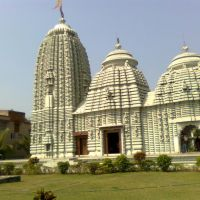 Main temples of jagannath mandir ©vsvinay, Банкура