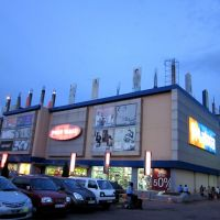 Big bazar puja mall kharagpur, Банкура