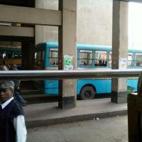 Barasat Bus Station, Барасат
