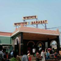 Barasat Railway Station, Барасат