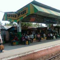 Madhyamgram Railway Station, Барасат