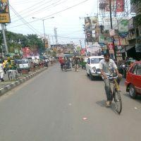 Madhyamgram St. Road...by  Samrat Majumder, Барасат