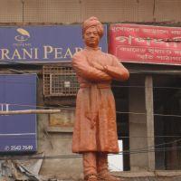 Vibekanandas Statue, Барасат