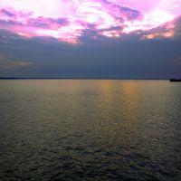 Ganges sunset, Бхатпара