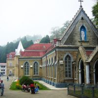 India Darjeeling Leretto Convent, Даржилинг