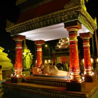 Durga puja Pandal of AD Block, Saltlake, Дум-Дум