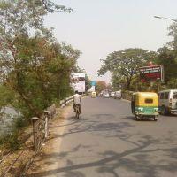 Near Bangur Avenue