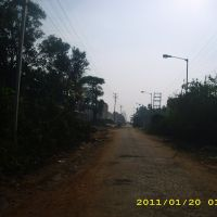 Shahid Sukumar Bannerjee Avenue near HUDCO Housing , Sector 2D , Bidhan Nagar, Дургапур