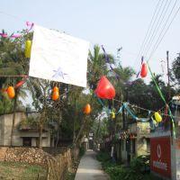 Anadinagar Christmas 2008, Кришнанагар