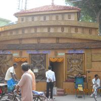 Panch Matha More Pandal, Кришнанагар