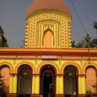 ANANDAMAYI TALA KALI MANDIR KRISHNANAGAR, Кришнанагар