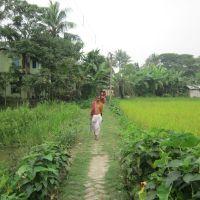 Village Way. December, 2012., Кхарагпур