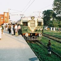 Diamond Harbour Railway Station, Наихати