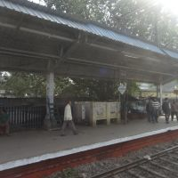Agarpara Railway Station, Панихати