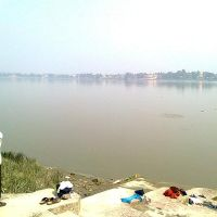 HOOGHLY RIVER FROM KONNAGAR GHAT, Панихати