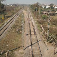 Railway Line, Биласпур