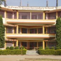 St. Francis Sr. Sec. School Primary Building, Биласпур