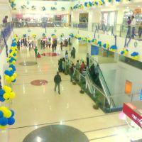 RAMA MAGNETO MALL INTERIOR VIEW, NEW YEAR OCCASION 2012, Rama magneto centro comercial, punto de vista interior, con motivo del Año Nuevo 2012, Биласпур