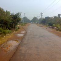 MK NAALA ROAD SECTOR 2, Бхилаи