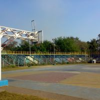 MK PUNCH STADIUM BASKET BALL COURT, Бхилаи