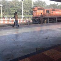 Durg Railway Station, Дург