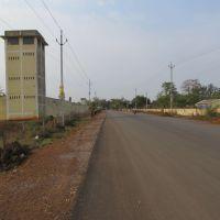 jail road, Дург